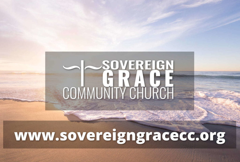 Sovereign Grace Logo and Address